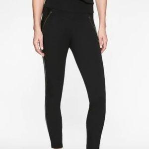 Athleta Siena Ankle Pants size 0 Black